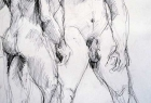 Standing Nude Study