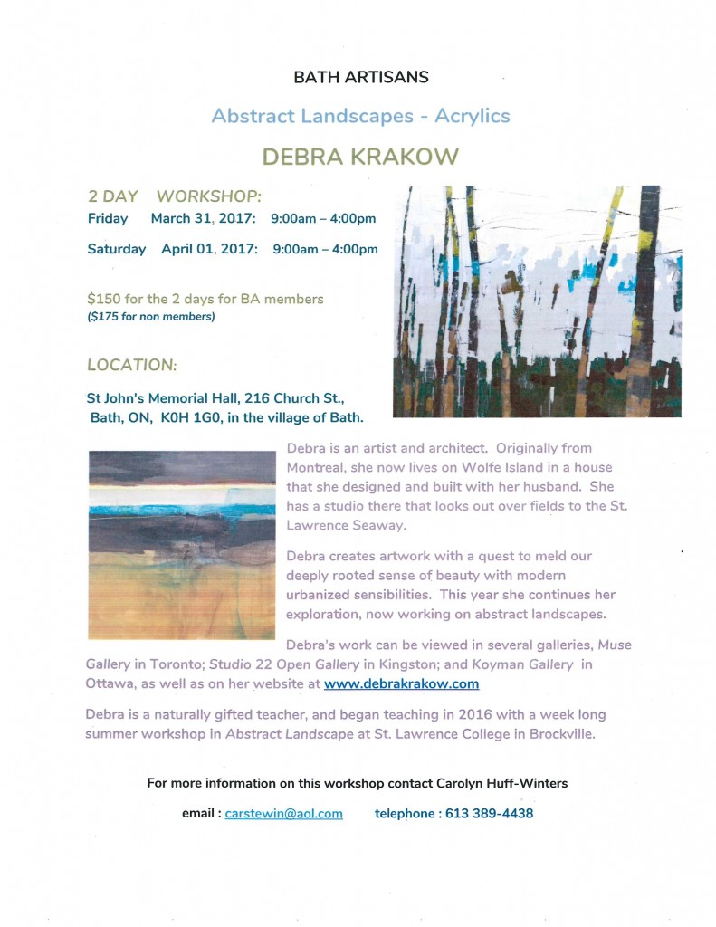 D-Krakow workshop flyer