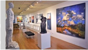Muse gallery interior