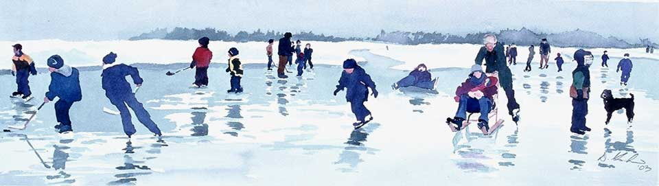 Skaters-on-the-Lake-