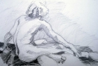 Seated Nude